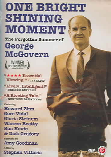 ONE BRIGHT SHINING MOMENT BY MCGOVERN,GEORGE (DVD)