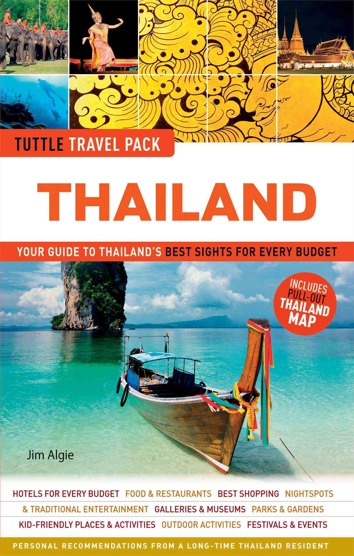 Tuttle Pocket Guide Thailand By Algie, Jim